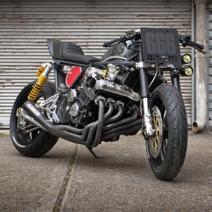 Road Bomber: Of de uiterst brutale CBX