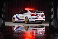 De BMW M2 safety car in de MotoGP uitgerust met MICHELIN Pilot Sport Cup 2 banden