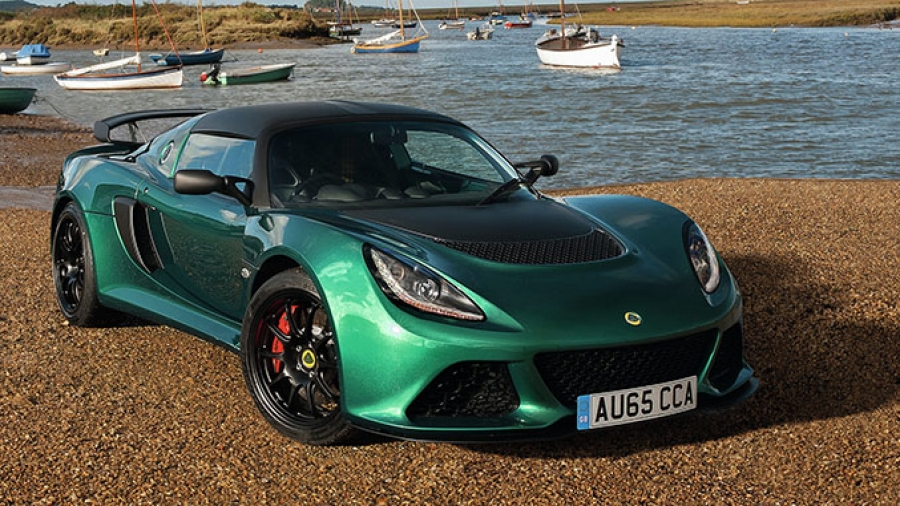 New Lotus Exige Sport 350 – Light is right